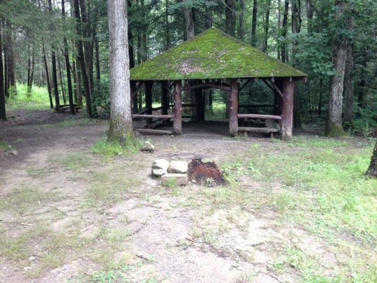 The Stony Fork Picnic Area in Pisgah National Forest is open.