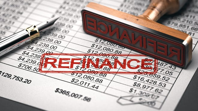 A reader says after he refinanced he was deluged with offers for mortgage-related life insurance.